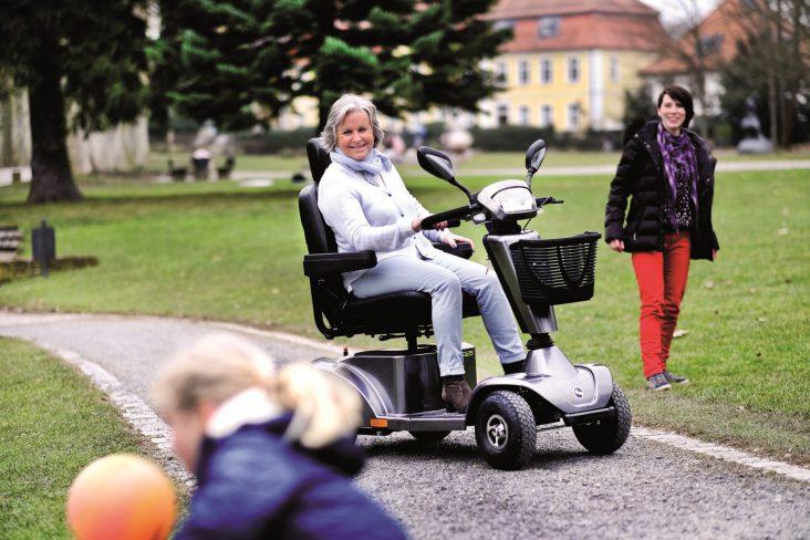 Sterling S425 Elektromobil für Senioren