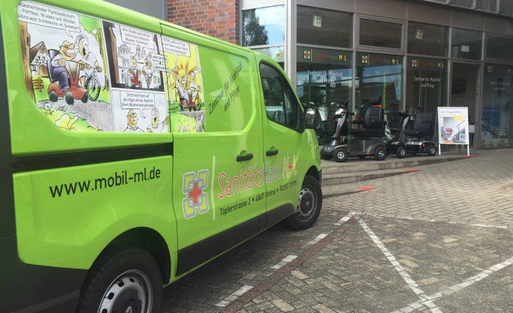Wartung & Service für Ihr Elektromobil